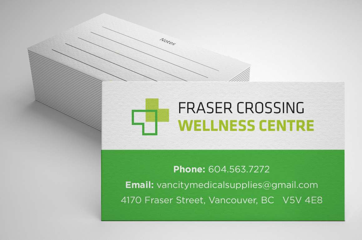 Logo design for a Medical Supplies store2