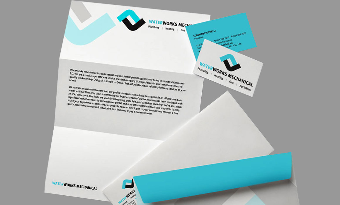 Collateral for plumbing company